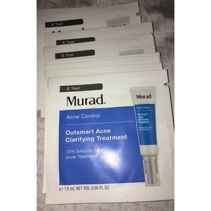 10 pack - Murad Outsmart Acne Clarifying Treatment